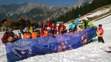 Corso di sci per ragazzi da 6 a 16 anni