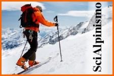 sabato 10 febbraio Scialpinistica Monte Ponteranica Orientale