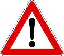 ATTENZIONE: Accesso Rifugio Benigni Strada per Avaro interrotta