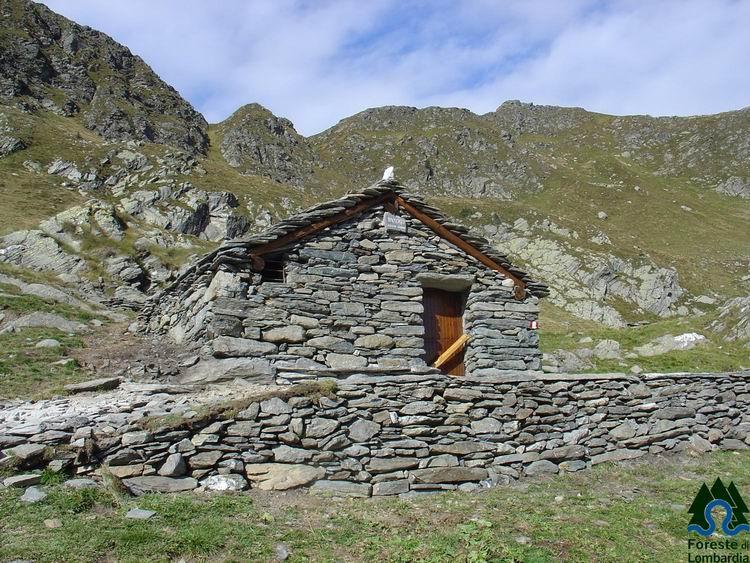 Bivacco Alberto Zamboni - sezione CAI Alta Valle Brembana